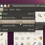 svg pdx export - shutter